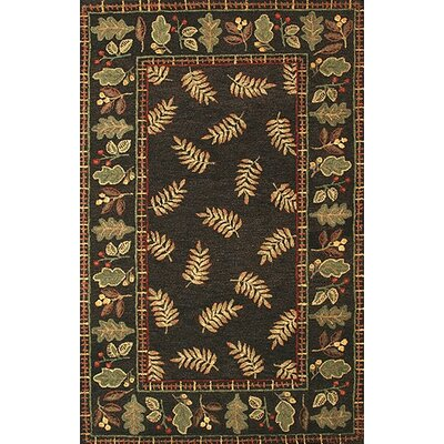 Mountain Living Julie Ingleman Border Rug