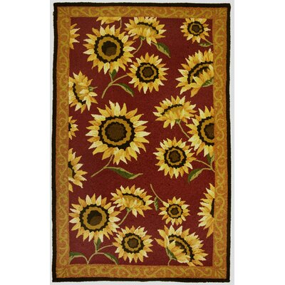 Homefires Provence Sunflowers Rug