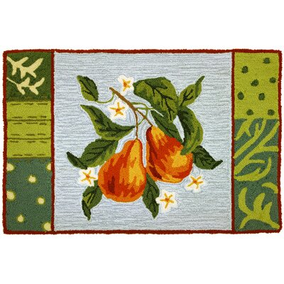 Homefires Blooming Pear Rug