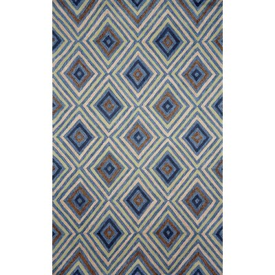 Trans-Ocean Rug Ravella Kallia Denim Indoor / Outdoor Rug