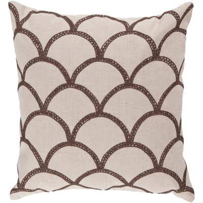 Surya Overlapping Oval Pillow