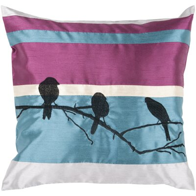 Birds on a Branch Pillow