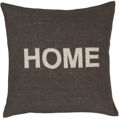 "Surya Hot ""Home"" Pillow"