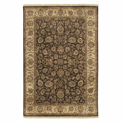 Surya Heirloom Brown Rug