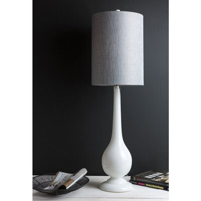 """Surya Macawl 41.5"""" H Table Lamp with Drum Shade"""