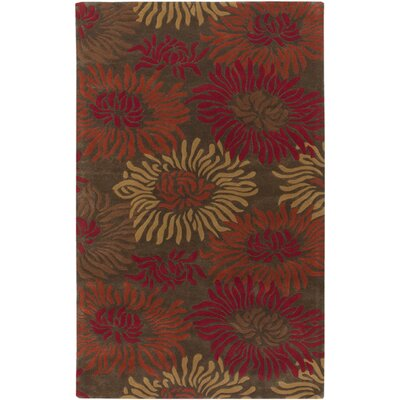 Surya Goa Brown/Orange Rug