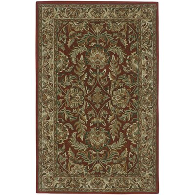 Surya Rug Dream Burgundy Rug