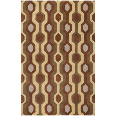 Surya Forum Beige/Brown Rug