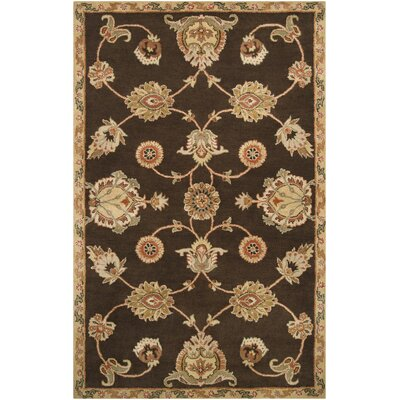 Surya Langley Dark Brown Rug
