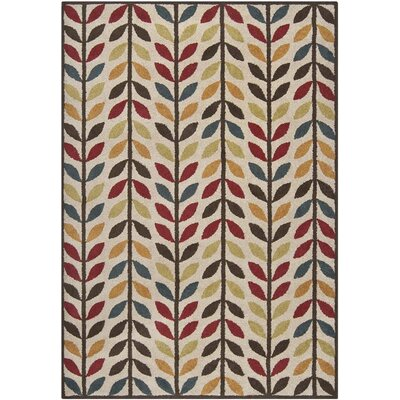 Surya Monterey Red Multi Rug