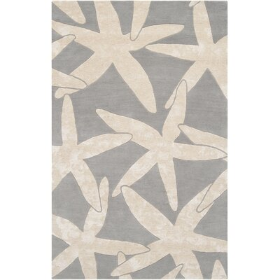Surya Rug Escape Light Gray/White Rug