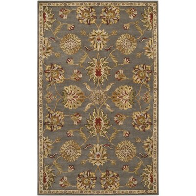Surya Kensington Gray/Gold Rug