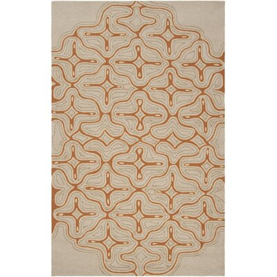Surya Labrinth Blond Outdoor Rug
