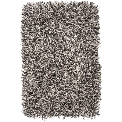 Surya Longfellow Winter White/Caviar Rug