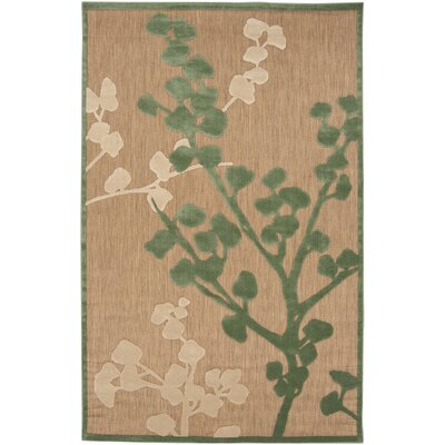 Surya Portera Brown Sugar/Slate Gray Rug