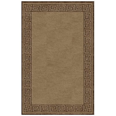 Portera Espresso/Tan Indoor/Outdoor Rug