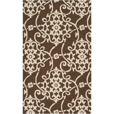 Surya Rain Coffee Bean Rug