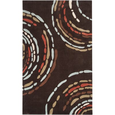 Surya Rug Sprint Chocolate Rug
