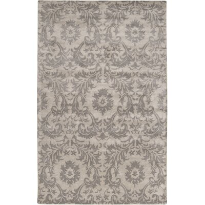 Vintage Light Gray Rug