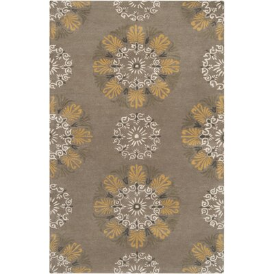 Surya Mosaic Golden Raisin Rug