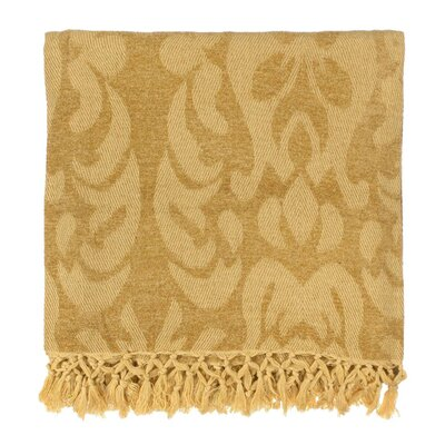 Surya Tristen Viscose Throw