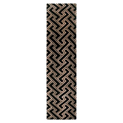 Surya Mugal Black Rug
