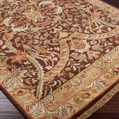 Surya Taj Mahal Brown Rug
