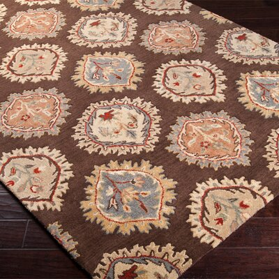 Surya Rug Langley Chocolate Rug