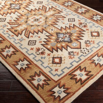Surya Rug Arizona Golden Brown Rug