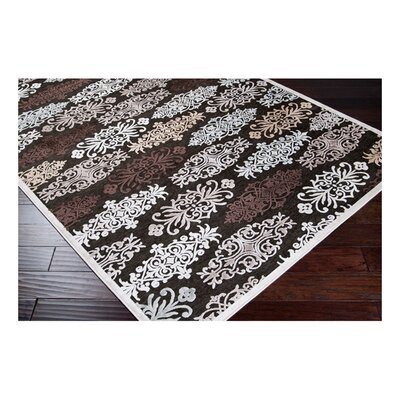 Surya Basilica Chocolate/Brown Rug