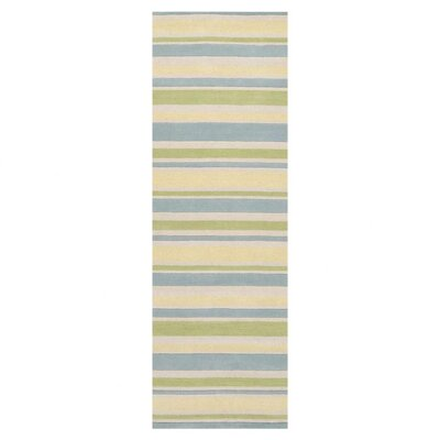 Surya Shoreline Soft Yellow Rug