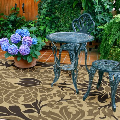 Surya Rain Brown Rug