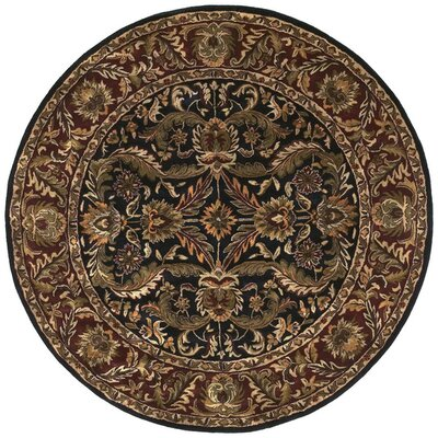 Surya Ancient Treasures Ink Rug
