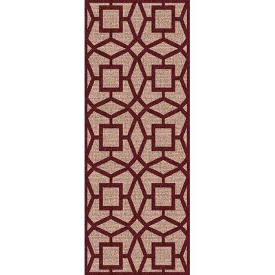 Surya Dream Cranberry Rug