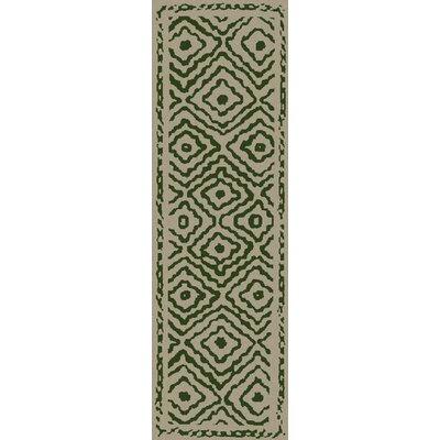 Surya Atlas Spruce Green Rug