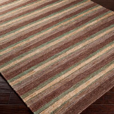 Surya Rug Dominican Chocolate/Rosemary Rug