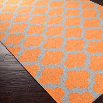 Surya Frontier Pumpkin/Flint Gray Rug