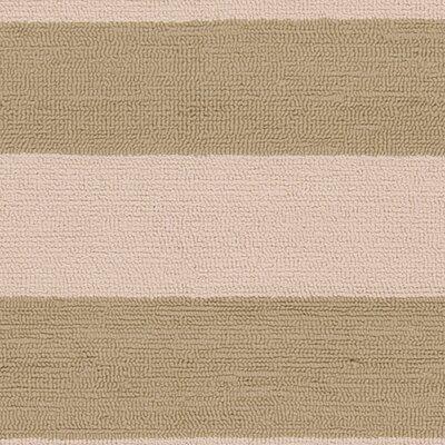 Surya Rain Parchment/Sage Green Stripe Indoor/Outdoor Rug