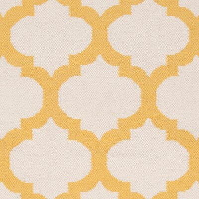 Surya Frontier White/Golden Yellow Rug