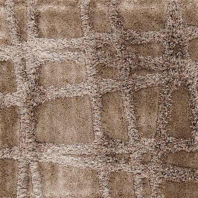 Surya Graph Silver Cloud / Brindle Rug