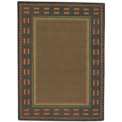 Castle Rock Riverwood Brown Rug