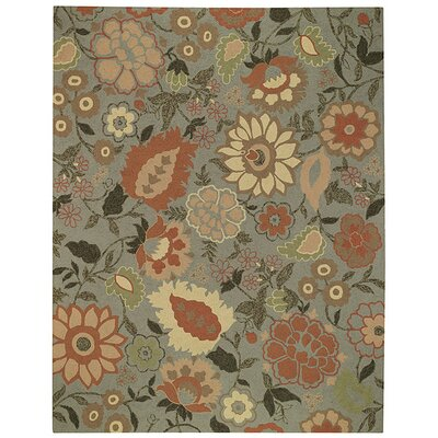 Gaston Bouquet Ocean Rug
