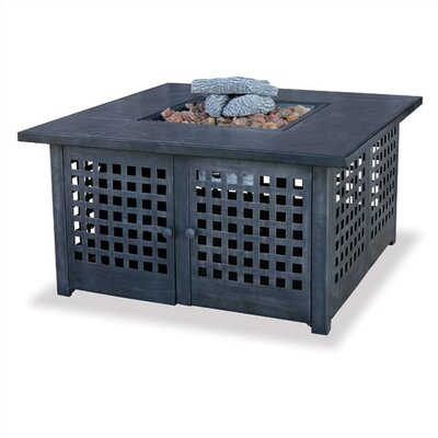 Uniflame Corporation LP Gas Fire Pit Table