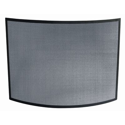 Uniflame Corporation Curved Fireplace Screen