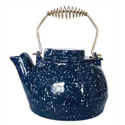 2.5-qt. Porcelain Tea Kettle
