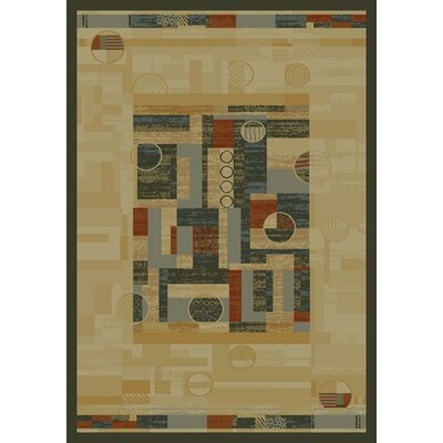 United Weavers of America Genesis Rumba Natural Rug