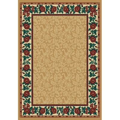 United Weavers of America Manhattan Park Avenue Beige Multi Rug