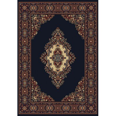 Manhattan Cathedral Navy Rug