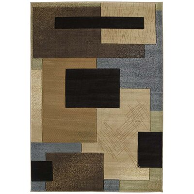 United Weavers of America Contours Mondavi Smoke Blue Rug