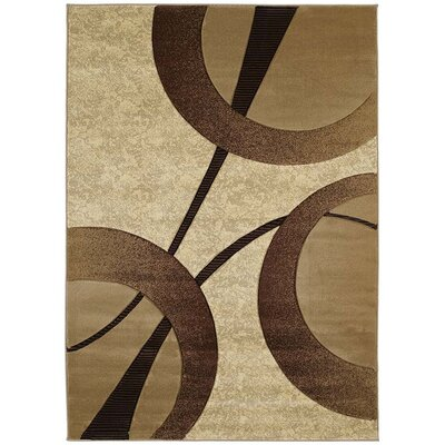 United Weavers of America Contours Zaga Beige Rug